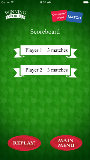 Compound word match on the app store expocarfo