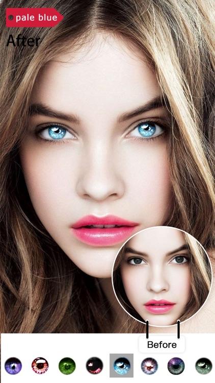 Magic Hair Color HD-Photo Editor&Picture Editing screenshot-3