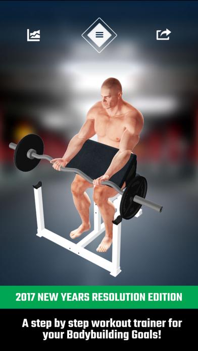GymStreak Pro - Bodybuilding Trackerのおすすめ画像1