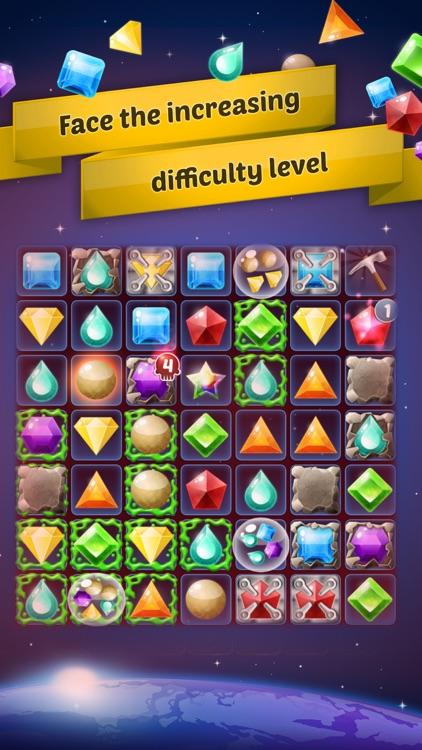 Jewel Galaxy: Infinite Puzzle screenshot-3