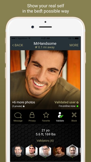 "Best Free ""Gay"" Dating Apps for iPhone (#5-6)"