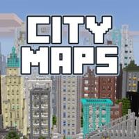 City Maps for Minecraft PE - Best Minecraft Maps - App