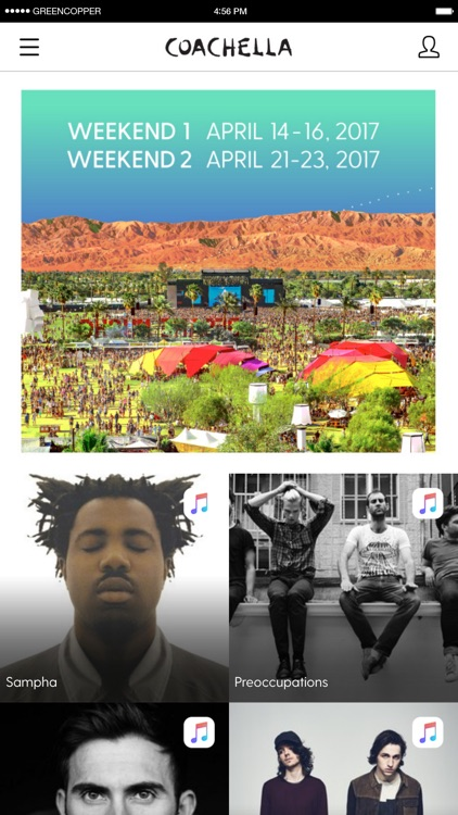 Coachella 2017 Official