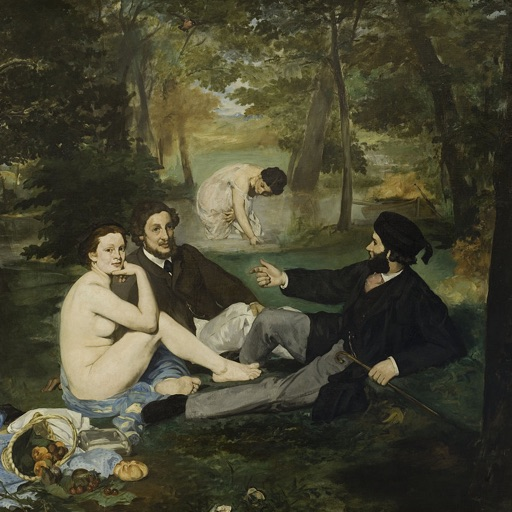 Edouard Manet Paintings for iMessage
