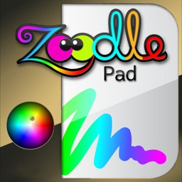 Zoodle Pad Ultimate - Sketching, Drawing, Coloring