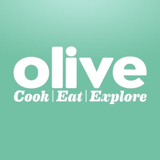 olive Magazine app logo