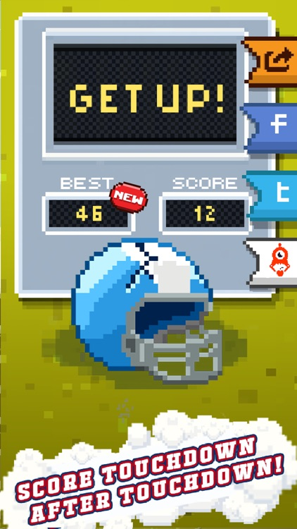 Touchdown Hero screenshot-3