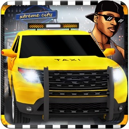 Crazy Taxi Race! Xtreme City Rush Roads