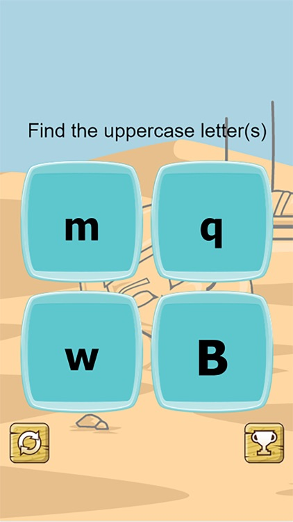 Preschool Uppercase Lowercase Letter Worksheets