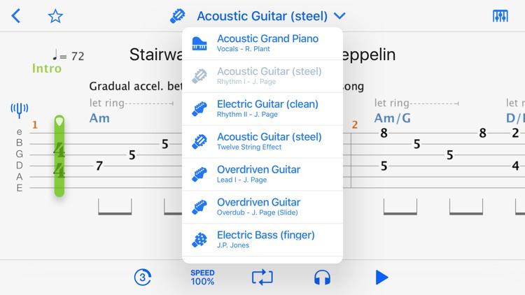 Songsterr Tabs & Chords screenshot-3