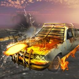 3D RoadKill Death Racing Rival