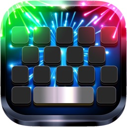 Fireworks Wallpapers Custom Keyboard Themes