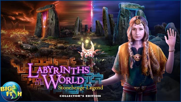 Labyrinths of the World: Stonehenge Legend (Full) screenshot-4