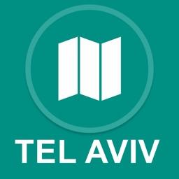 Tel Aviv, Israel : Offline GPS Navigation