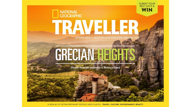 National Geographic Traveller AU/NZ: a realm of extraordinary people and places screenshot-4