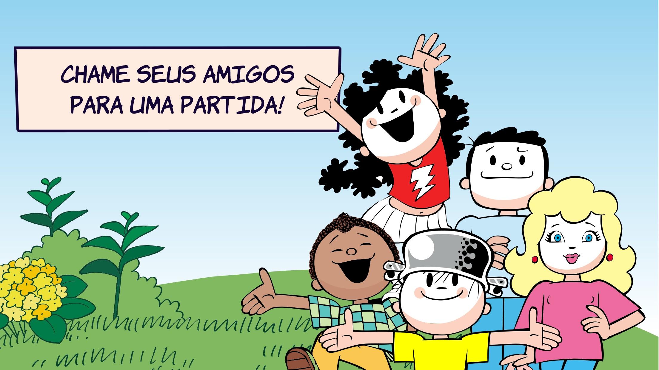 Screenshot do app Jogo dos Sete Erros - O Menino Maluquinho