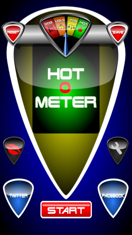 Hot O Meter - scanner & tester for hotness screenshot-3