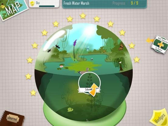 iBiome-Wetland screenshot two