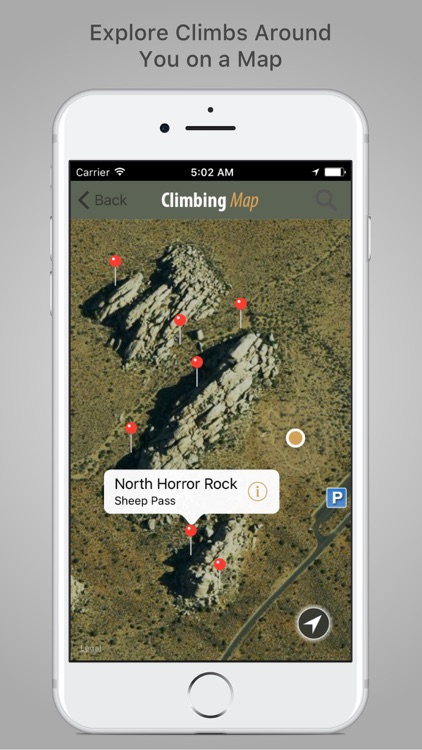 Joshua Tree Rock Climbing screenshot-3