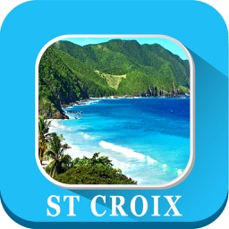 St. Croix U.S. Virgin Islands Maps navigation