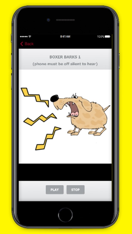Dog Barking App
