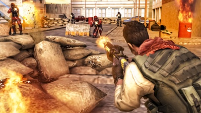 Army Commando War screenshot two