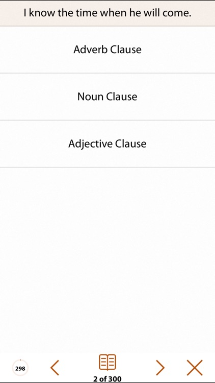 Grammar Express: Clause Analysis