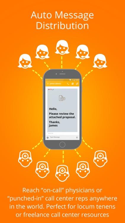 Cashew Secure Messenger screenshot-3