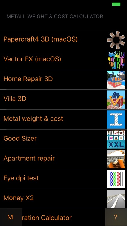 Metal Weight & Cost Calculator screenshot-4