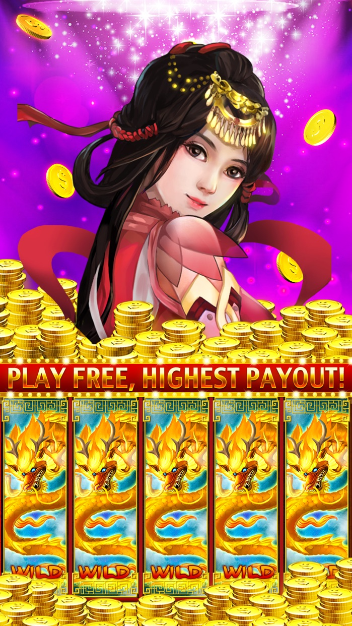 Slots - Las Vegas Grand Jackpot Slot Machines! Screenshot