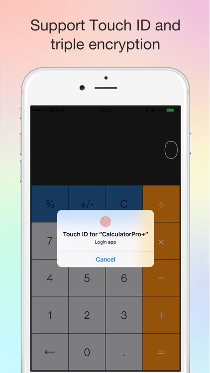 CalculatorPro+Lock your secret photos and videos screenshot-4