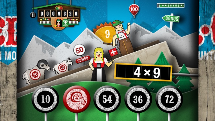 YodelOh Math Mountain screenshot-0