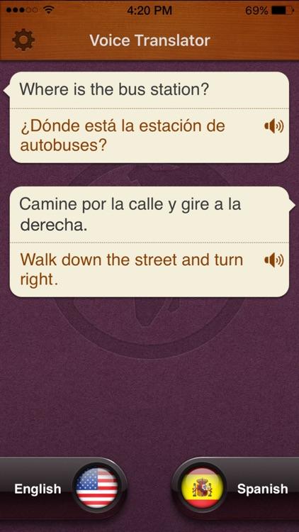 Translate Voice Free