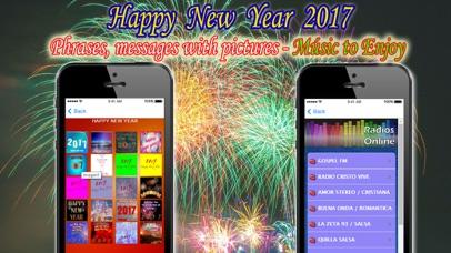 New Year Phrases Free screenshot one