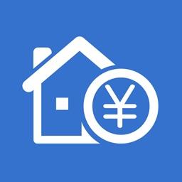 房贷计算器-免费版新房二手房买房产按揭贷款