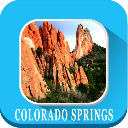 Colorado Springs Colorado - Offline Maps Navigator