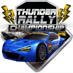 Car Rally Championship 2017: Thunder Speed Chasers