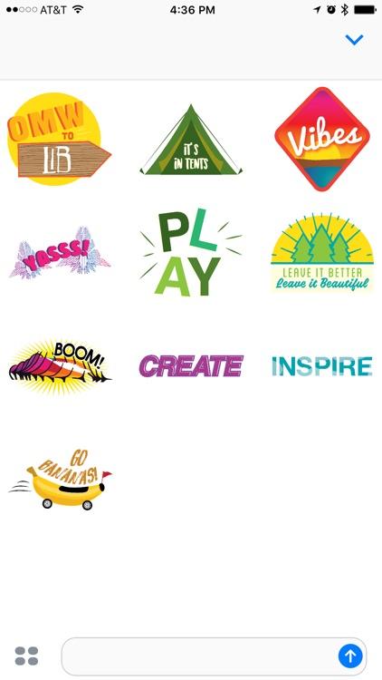 LIB Stickers