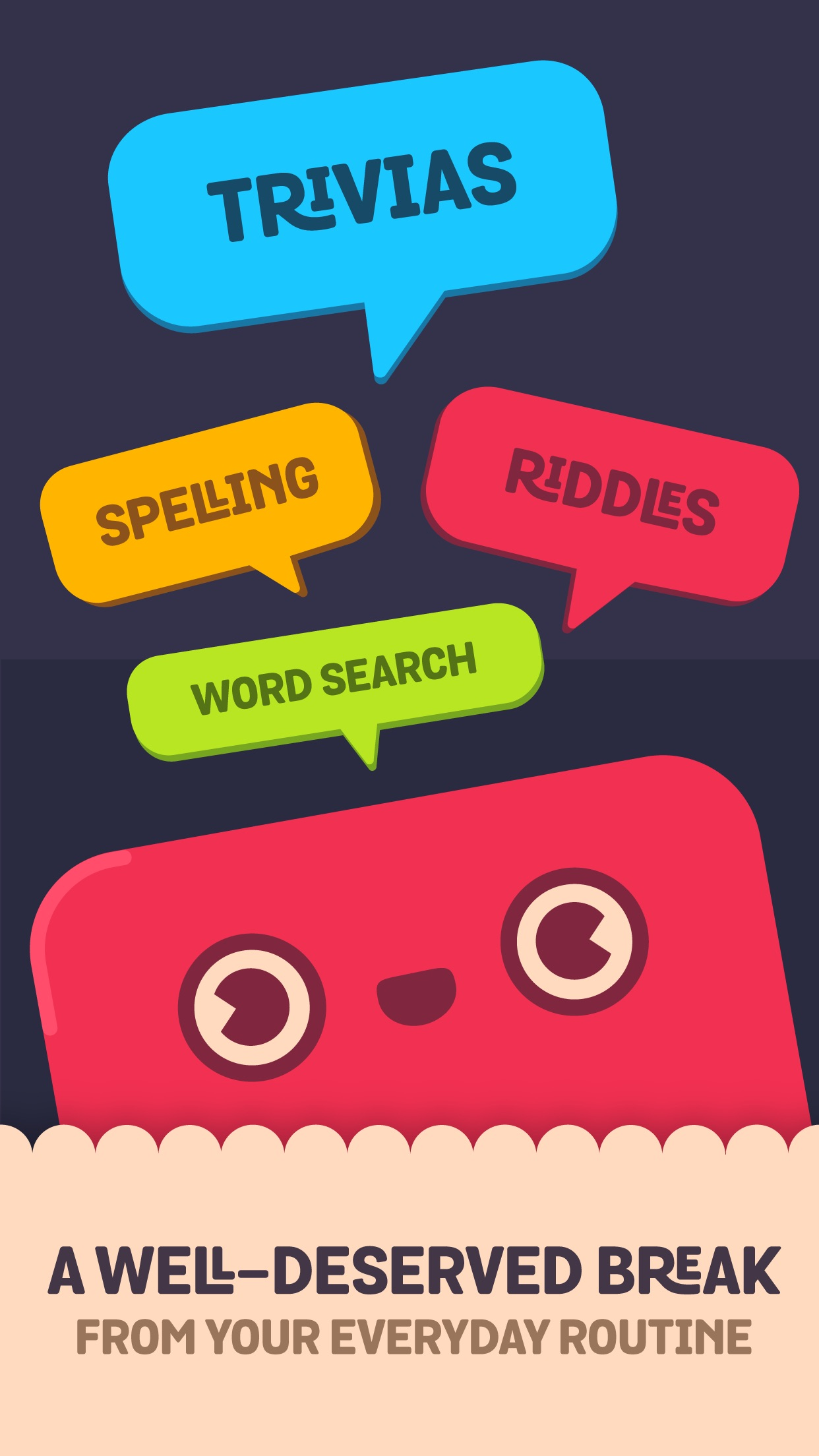 Sletters - A word game mixed with sliding puzzle Screenshot