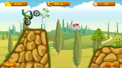 Screenshot #3 pour Moto Hero -- Silver Rider