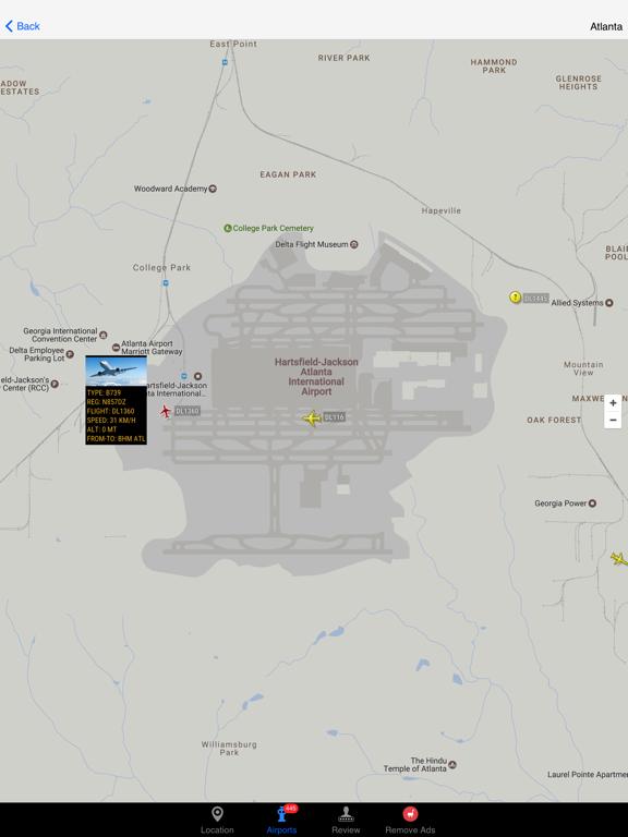 Air Tracker For Qatar Airways-ipad-3