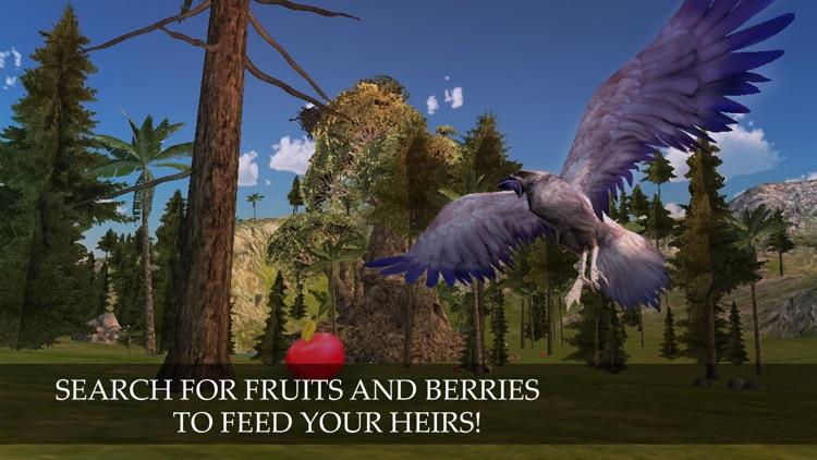 Wild Life: Flying Crow Bird Simulator screenshot-3
