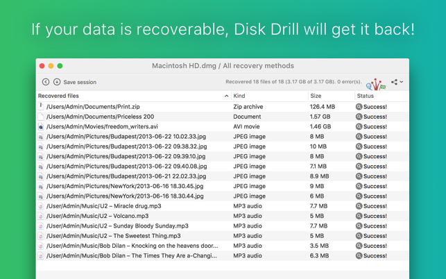 disk drill 3 activation code 2018