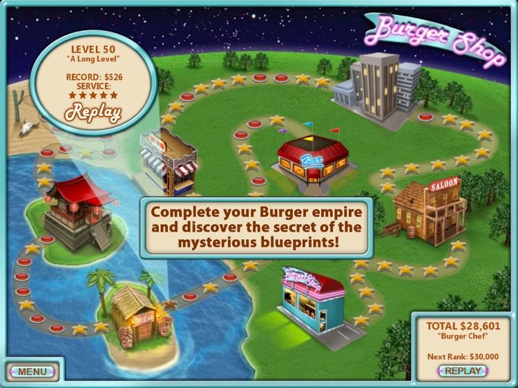 Burger Shop HD! screenshot-3
