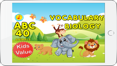 Learn ABC Animals English Vocabulary For Baby screenshot one
