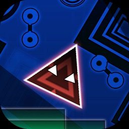 Intense Triangy Cube Dash
