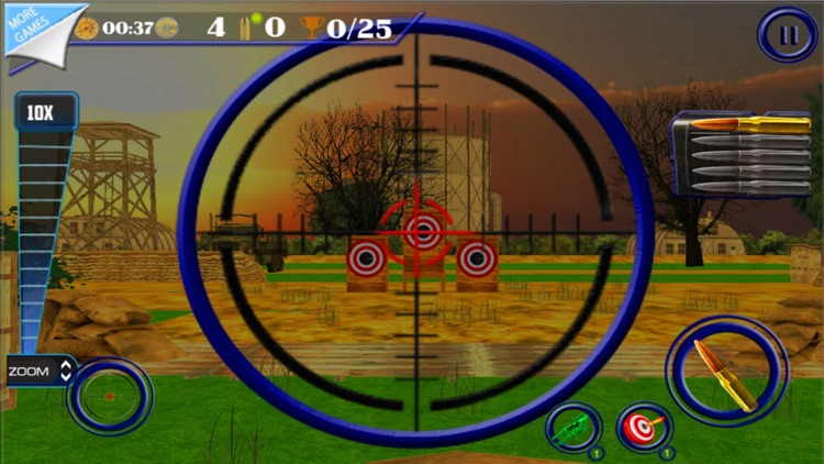 Military Target Shooting Simulator screenshot-1