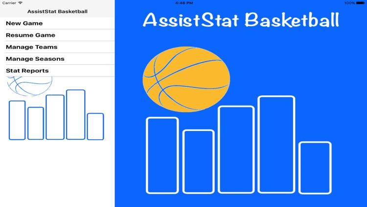 AssistStat Basketball