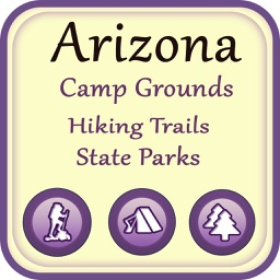 Arizona Campgrounds & Hiking Trails,State Parks