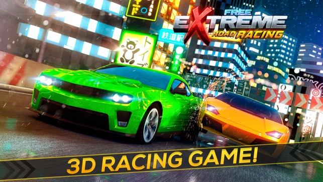 Extreme Road Racing Championship | Free Car Game on the App